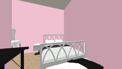 my new room - Retro - Kids room - by megan78945