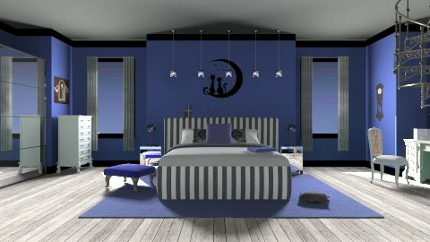 Keep Dreaming  - Bedroom - by Xana Aeraelon