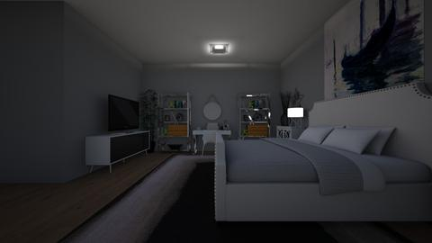 mapart4bed3 - Bedroom - by MaluBS