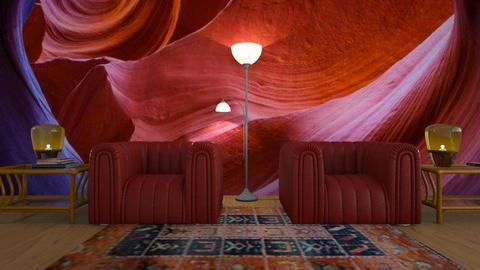 canyon - Living room - by BortikZemec