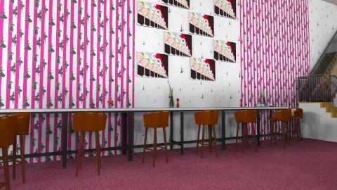 Cafe9 - Modern - Living room - by lilme_2k