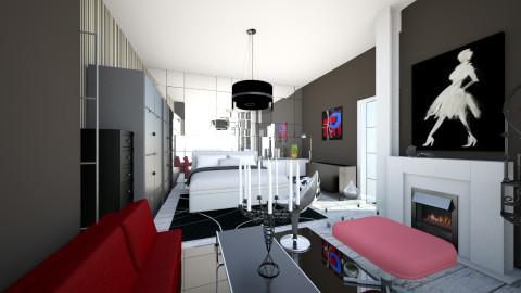 suite c - Eclectic - Bedroom - by TaxiMarcilla TaxM