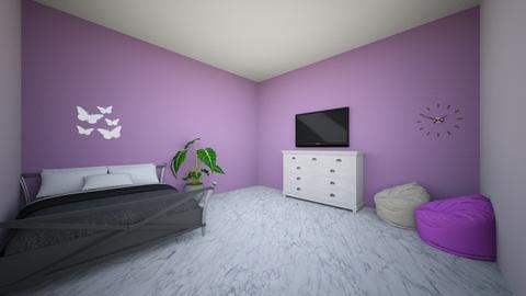 Luxory bedroom  - Glamour - Bedroom - by gracieeeeer et