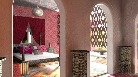 morrocco - Eclectic - Living room - by chania