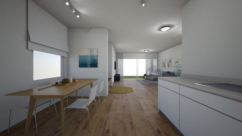 Yossi ben zaken 60 - Living room - by erlichroni