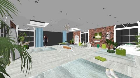 Venice Apartment  - Modern - Bedroom - by bibaalice
