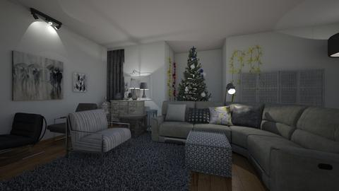 im grey - Living room - by hillygabe