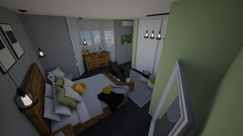 Main Bedroom - by HeidiNel