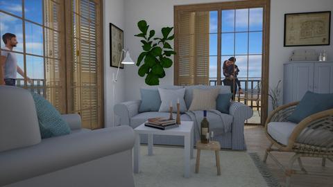 Summer living - Living room - by Tuija