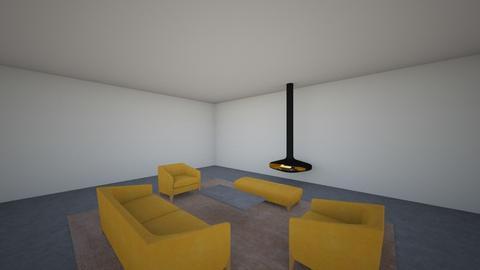 Erikas Studio - Office - by chrysanthiamestrada