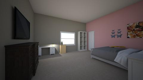long bedroom - Bedroom - by lions2015