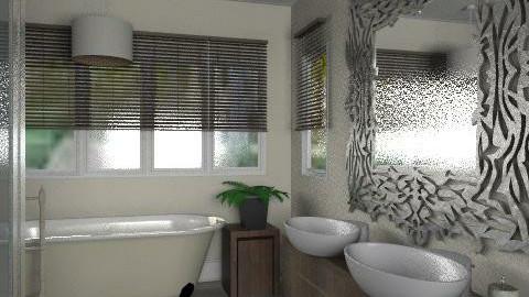 Bathroom5 - Bathroom - by Alyssa Turner