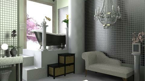 sweet relaxation - Classic - Bathroom - by PennyDreadful
