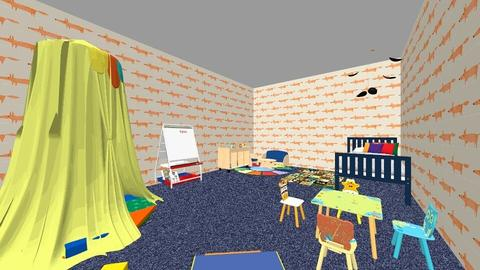 Kids Room - Classic - Kids room - by SmallTopher