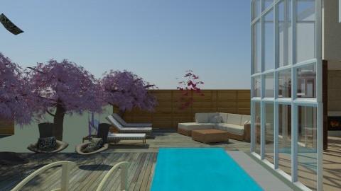 Garden - Modern - Garden - by drummerx33grl17