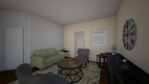 Tempo McClin Stns Apts b3 - Living room - by AnnaVanB