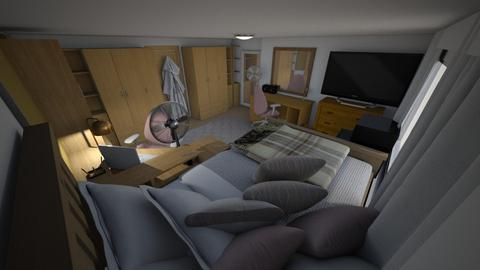 my single dorm room - by diorrnicholson812