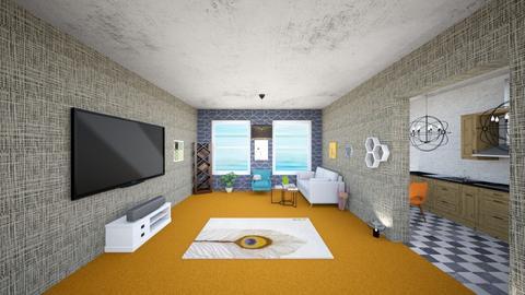 Orange Carpet - by ram2500 4x4