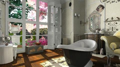 Victorian bathroom - Vintage - by katmills98