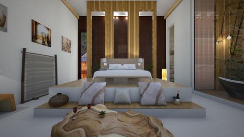 Wood Room - by gaietta_aa