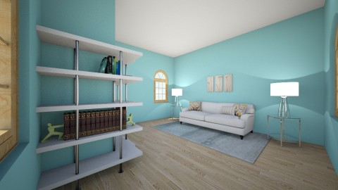 Minimalist Library - by AliM0110