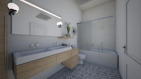 Bathroomclasic - Modern - Bathroom - by ilse_roman25