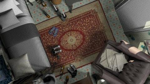 Cellar - Vintage - Bedroom - by unglued