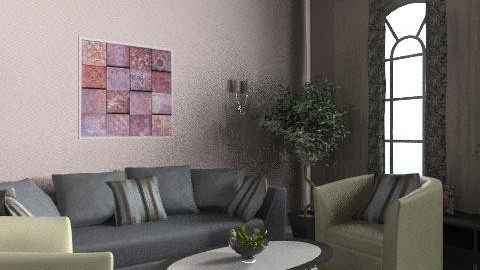 lilac  - Classic - Living room - by ragaco