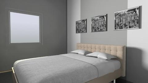 Test - Bedroom - by oxigen