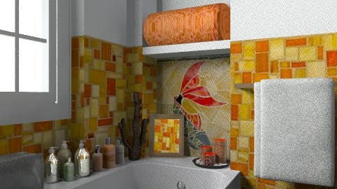 Taormina Bath  - Glamour - Bathroom - by limina88