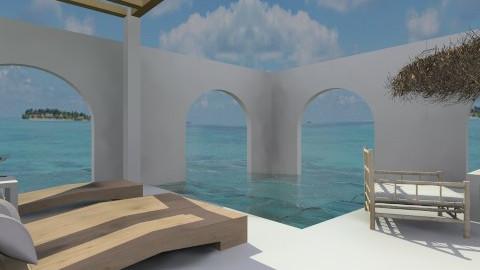 Damuso pool - Modern - Garden - by wagner herbst padilha