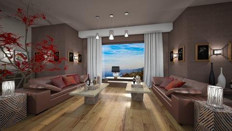 Hazel - Modern - Living room - by ZsuzsannaCs
