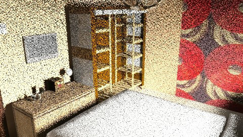 hooney - Bedroom - by nikolov_ivaylo