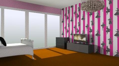 lilla1991 - Classic - Bedroom - by lilla_rtfalvi