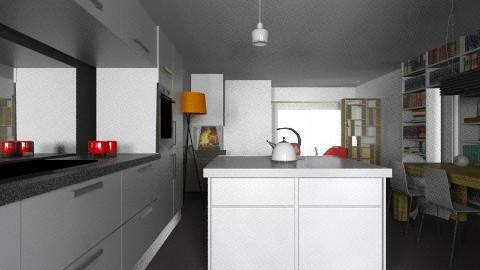 casa chica new  - Kitchen - by ARMIDA 1