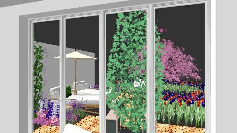 g - Modern - Garden - by Pam Krairiksh