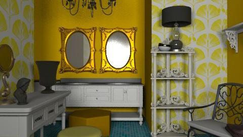 BohoBathDelight - Bathroom - by bibiboo