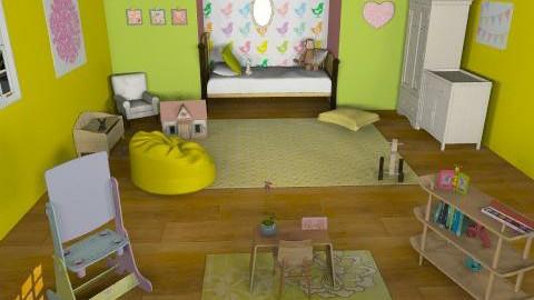 kids room - Eclectic - Kids room - by kendra_b