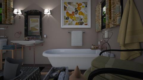 bath marquis  - by Teri Dawn