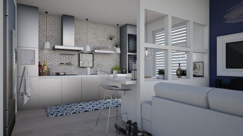 Kitchen - Kitchen - by Rin12106