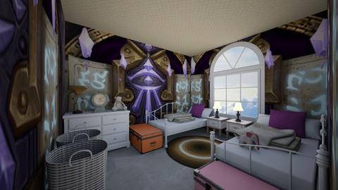 fdddd - Bedroom - by scourgethekid