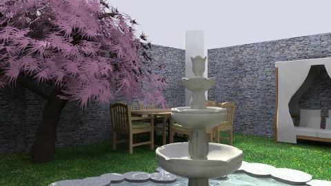 Moriah's Garden - Classic - Garden - by prissy