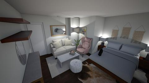 691 Evergreen Ave - Living room - by chrlttrn