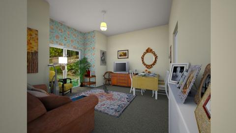 Grannys House - Vintage - Living room - by JPOP