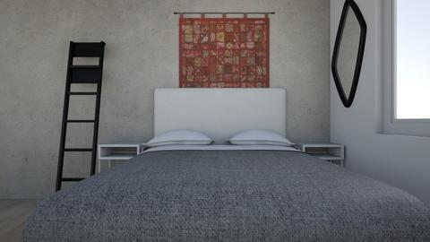 Design and technlogy - Bedroom - by leilani_maya