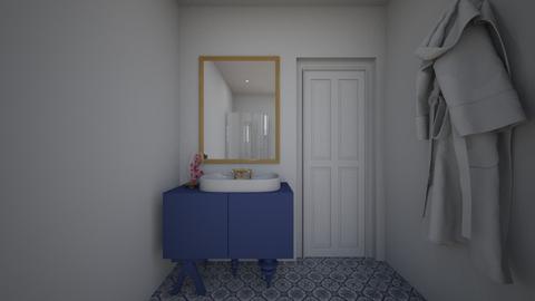 bath_par15 - Bathroom - by annanas27