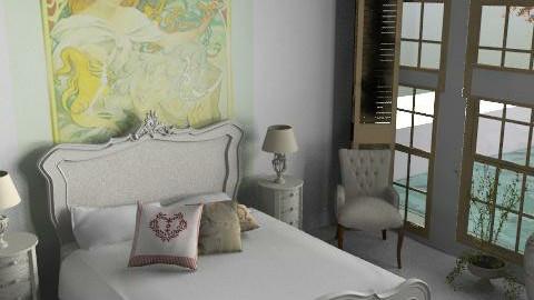 Slumber villa - Country - Bedroom - by hunny
