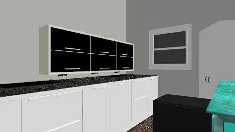 kitchen2 - Eclectic - Kitchen - by lappviken