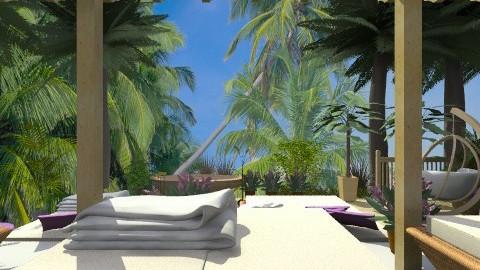Summer terrace4 - Garden - by Gubacsi Judit