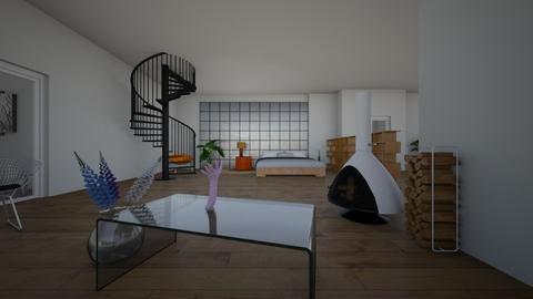 Cash Bunny draft3 - Living room - by many1010220